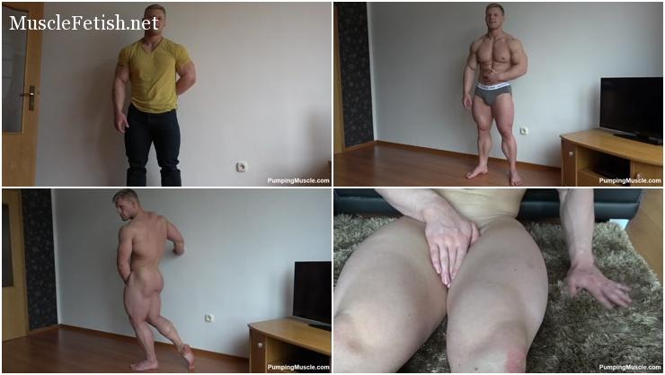 muscle model Gary E PhotoShoot 3