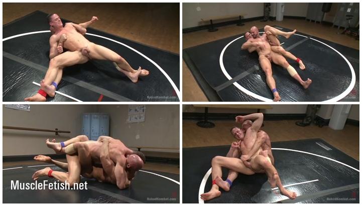 Gay Wrestling - Ivan Gregory Vs Mitch Vaughn