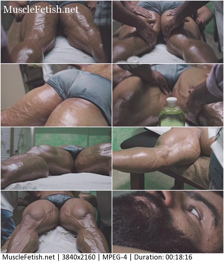 Hadi Choopan Experience with sport massage (no sex)