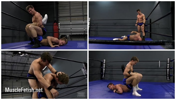 Hard Wrestling - Bruce Ballard vs Tanner Hill