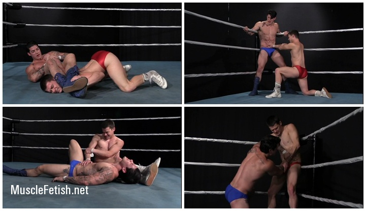 Hollywood Erotic from Can-Am Pro Wrestling part 2