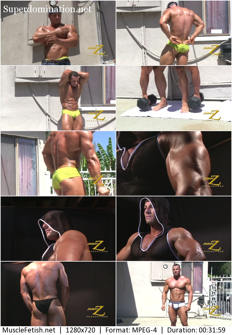 Hot Bodybuilder Hayden Cruise – Solid Stud