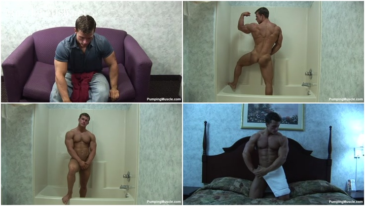 Jason J - Naked and Touching parts only