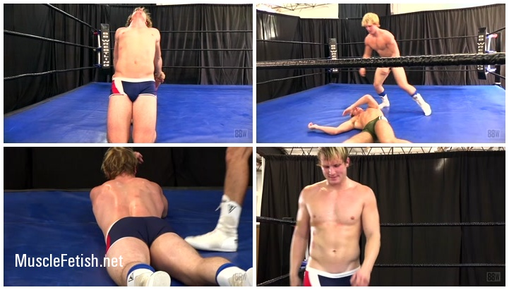 Jett Bentley vs Chad Daniels - Male Wrestling