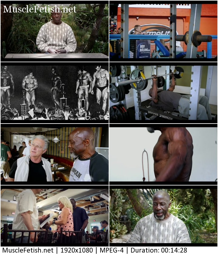 Jim Morris - The Story of a 78-Year-Old Vegan Bodybuilder