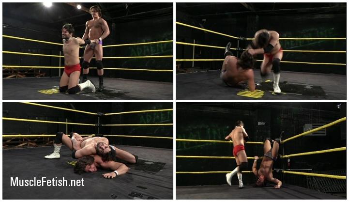 Jimmy Jacobs vs Nick Blackwell - Cyberfights wrestling
