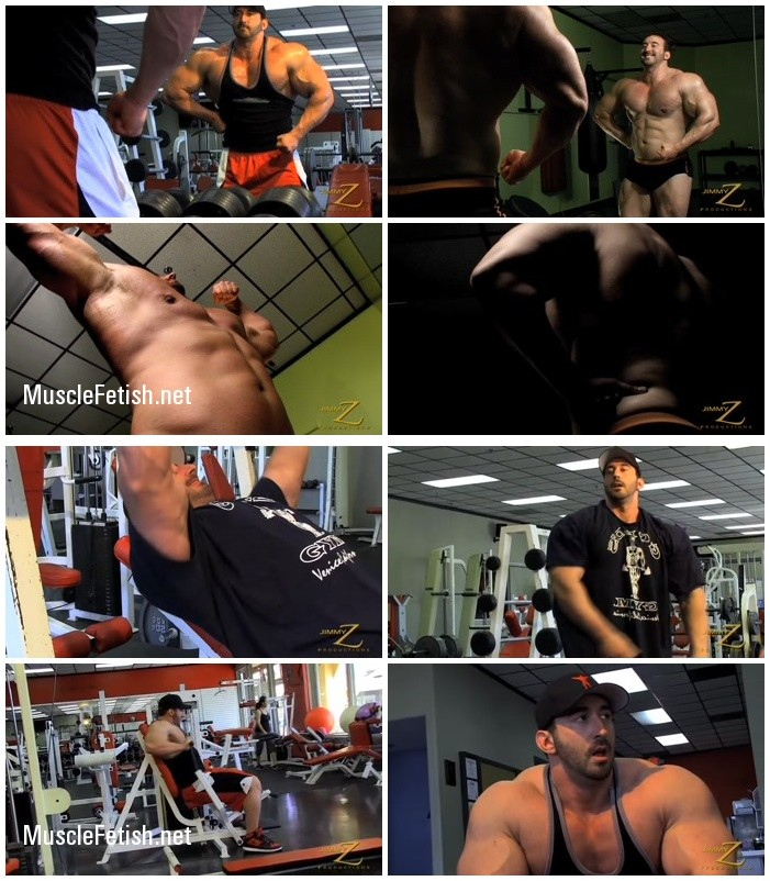 JimmyZ video - Sage Powerful Gymrat