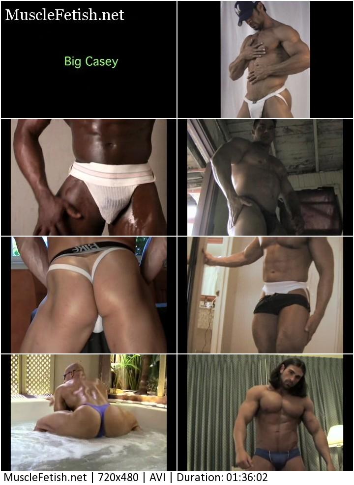 Jock Butt - many male asses in one video