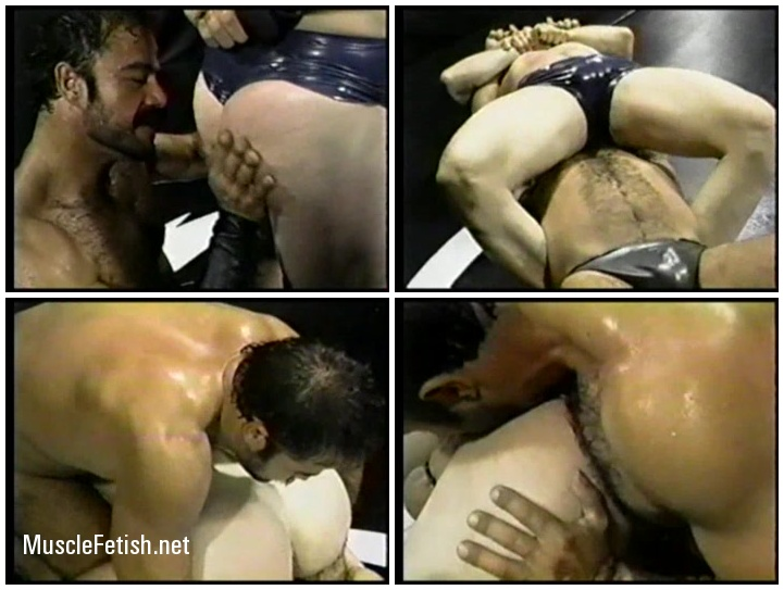 Joe Magnum vs Trenton Comeaux - Gay Wrestling
