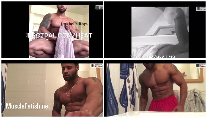 Latin Bodybuilder Jonathan Martinez - Private Videos