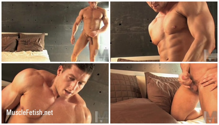 LegendMen - Bodybuilder Arron Mount part 3