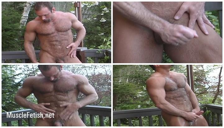 Bodybuilder Dave Dekker