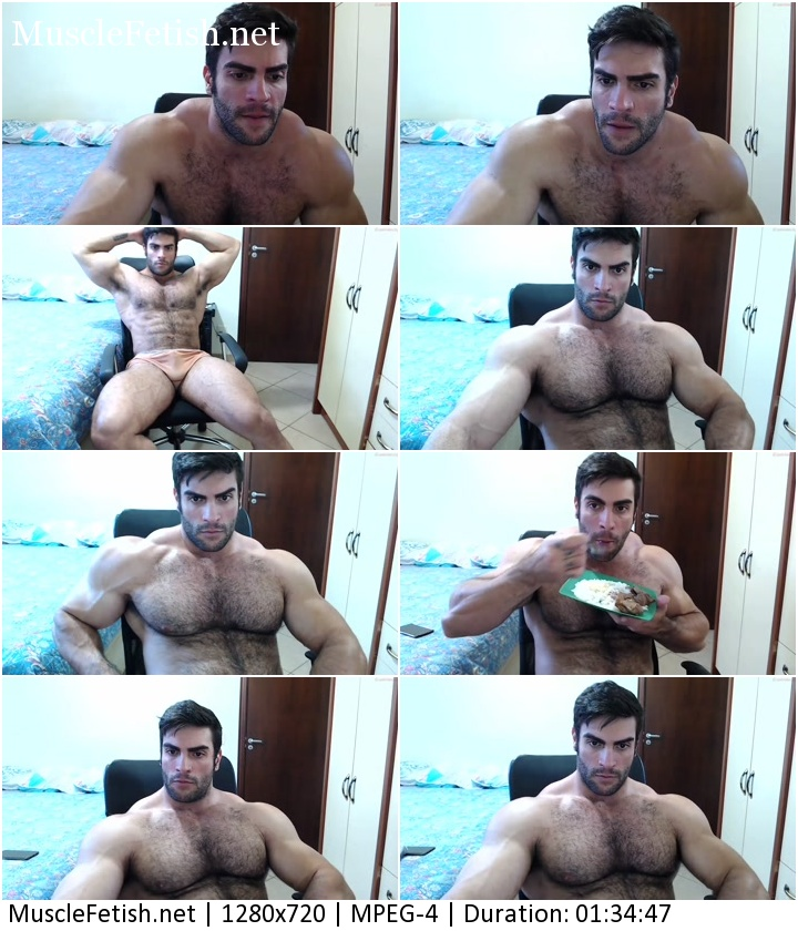 Lordtroper - muscular male from chaturbate (webcam video)