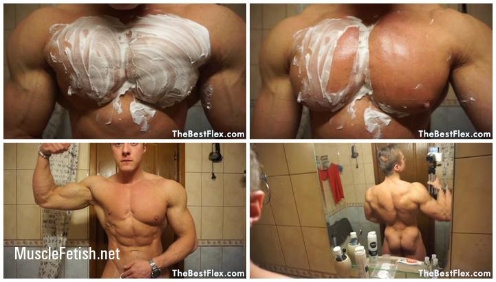Male Bodybuilding - Classic Physique - Perfect Pecs