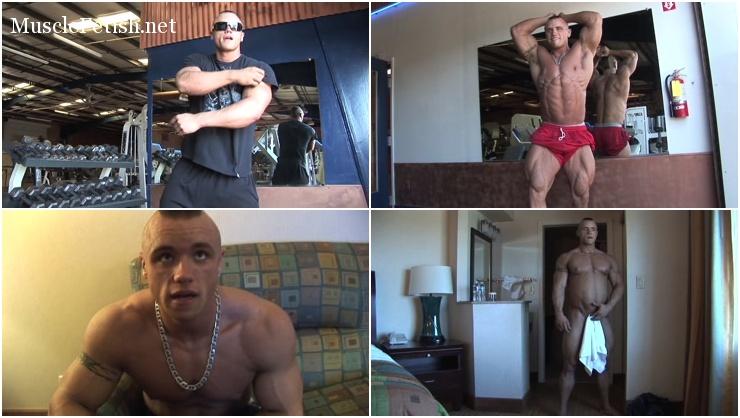 Male muscle - Cody L Photo Shoot 1