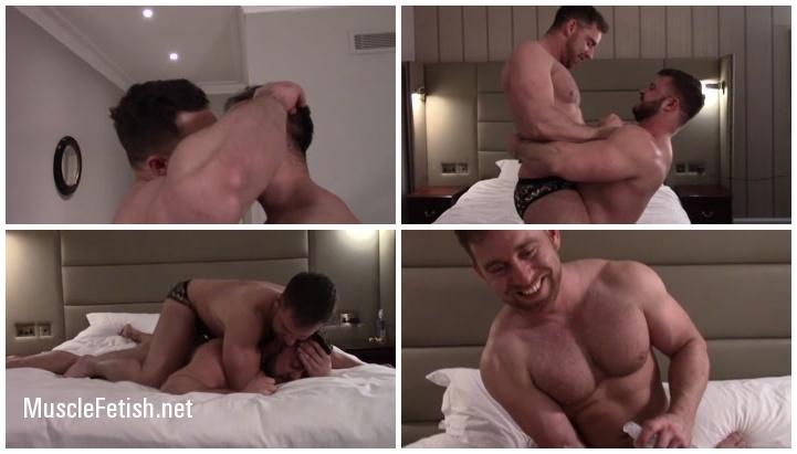 Male wrestling - Derek Bolt Vs Jonas Jackson