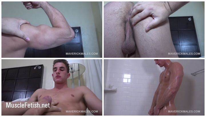 Maverick Males - Stud Colt Gets Fondled and Handjob (HD)