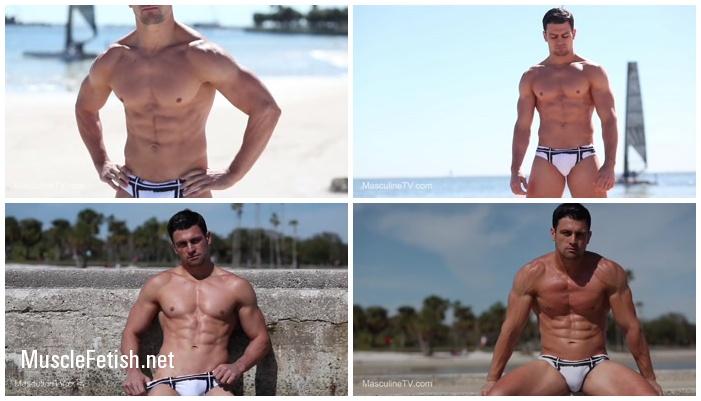 Michael Scanlon for Masculine TV - Photo Shoot Part 1