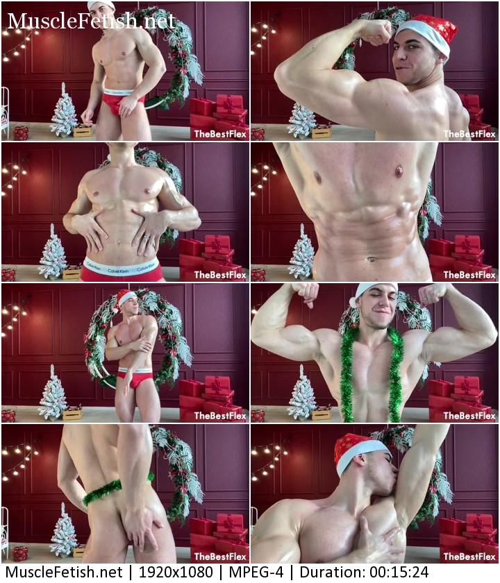 Muscle model Niko - Naked Flex