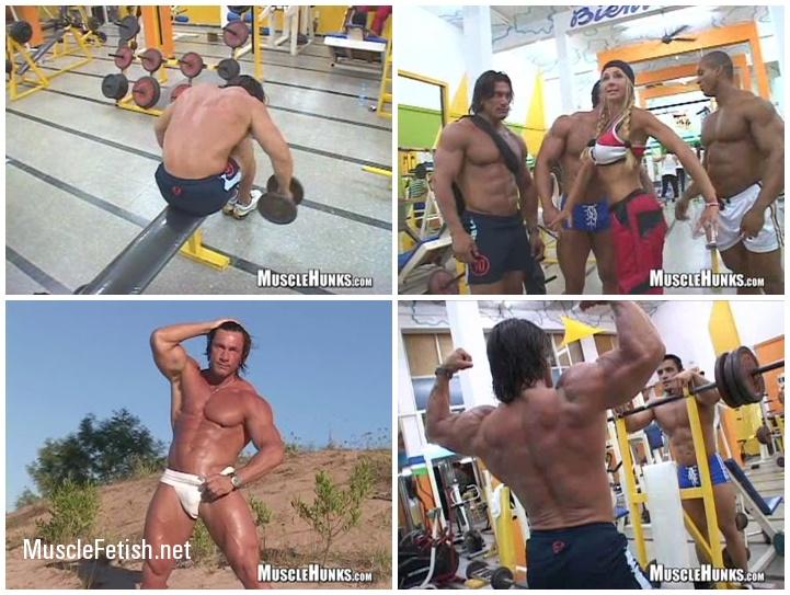 Musclehunks - Daniel Morocco - Straight Up Cummer