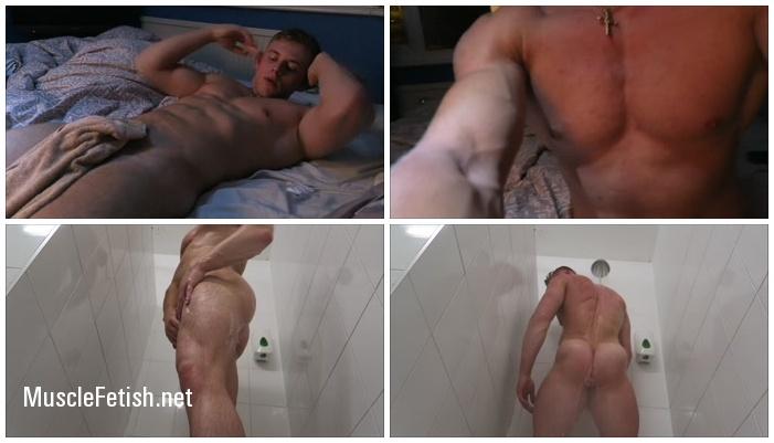 Muscular Boy Basilisk Flex 33