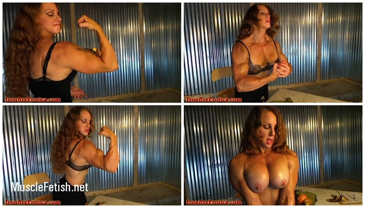 Muscular Goddess Lindsay Mulinazzi - The Crushing Confession