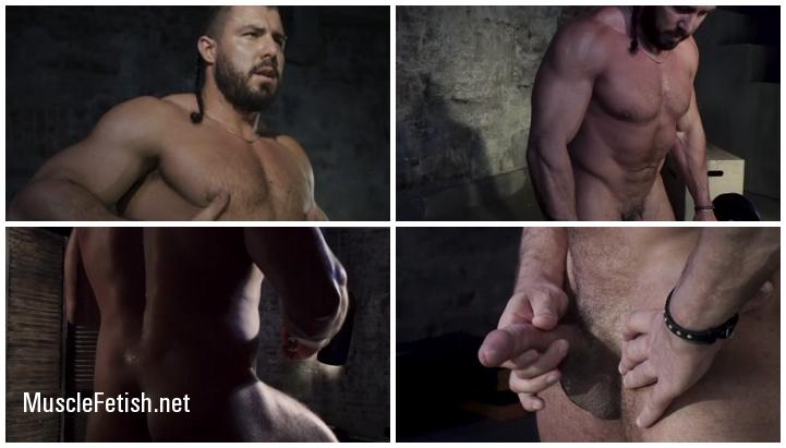 Naked Russian Bodybuilder Photo Shoot 5