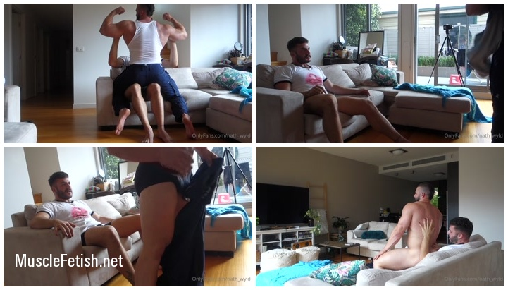Nath and Bray - gay erotic from OnlyFans