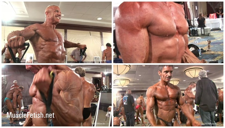 National Bodybuilding Championships over the age of 40
