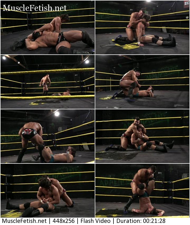 Nick Blackwell vs bodybuilder Brian Cage
