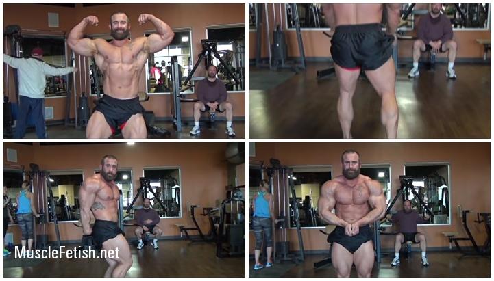 Nick Rose - Marine Bodybuilder Part 1