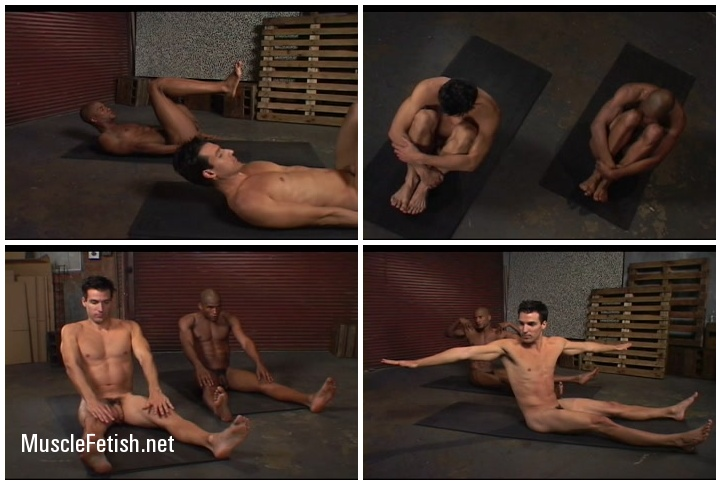 Pilates Secrets - Basic Mat Workout - Men's gymnastics naked athletes