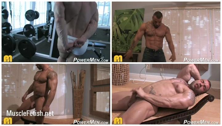 PowerMen - Bodybuilder Max Hilton