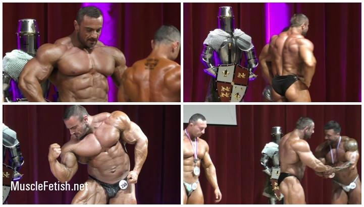 Professional Bodybuilder Tomas Kaspar - Diamond Cup (Francia 2019)