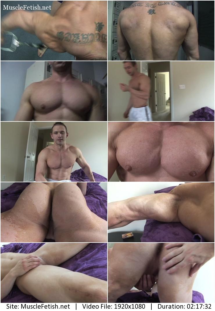 Pumping Muscle – Matthew M Photoshoot 2011 Part 1