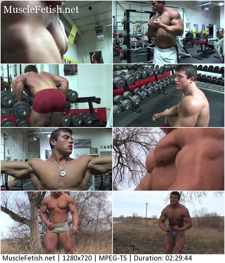 PumpingMuscle 2015 - Bodybuilder Richie T Photo Shoot 1