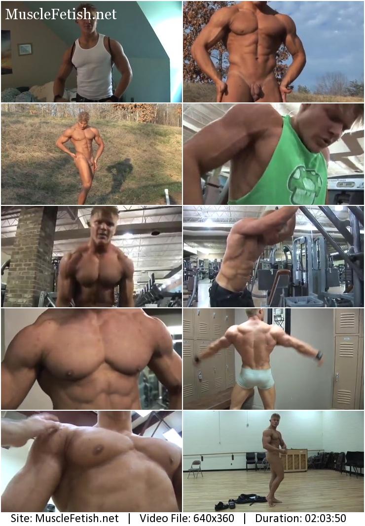 PumpingMuscle - Bodybuilder Mican J Photoshoot