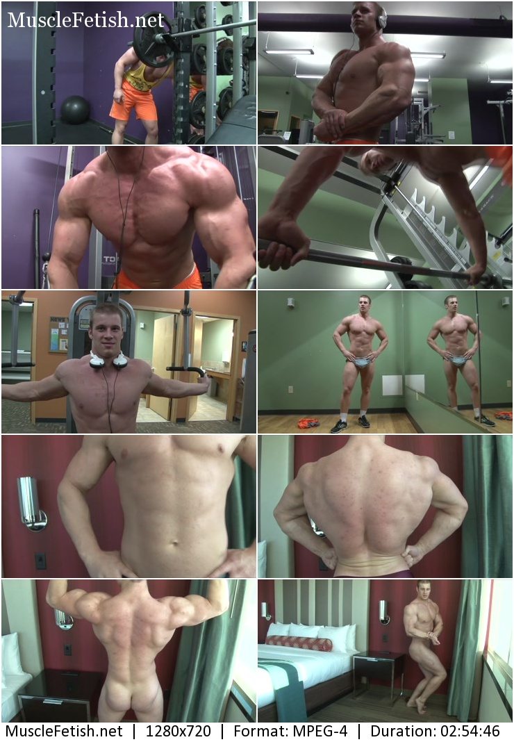 PumpingMuscle - JEREMY N PHOTOSHOOT PART 1