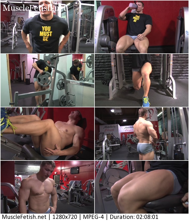 PumpingMuscle - Jacob M photoshoot 1