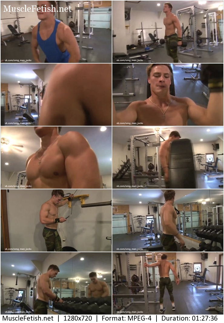 PumpingMuscle - TYLER N PHOTO SHOOT 1