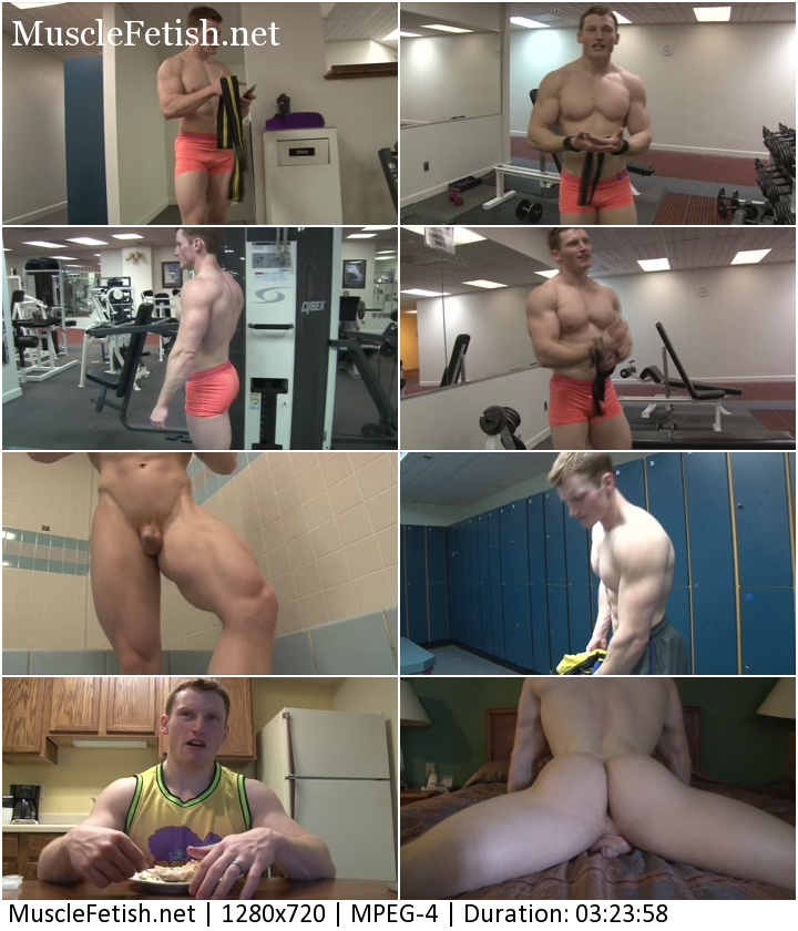 PumpingMuscle - bodybuilder Jacob G photoshoot 2015 part 1