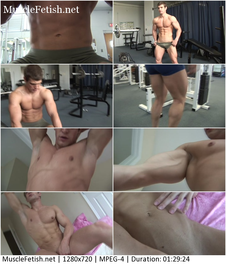PumpingMuscle - bodybuilder Keith S photoshoot 3 (September 9, 2015)
