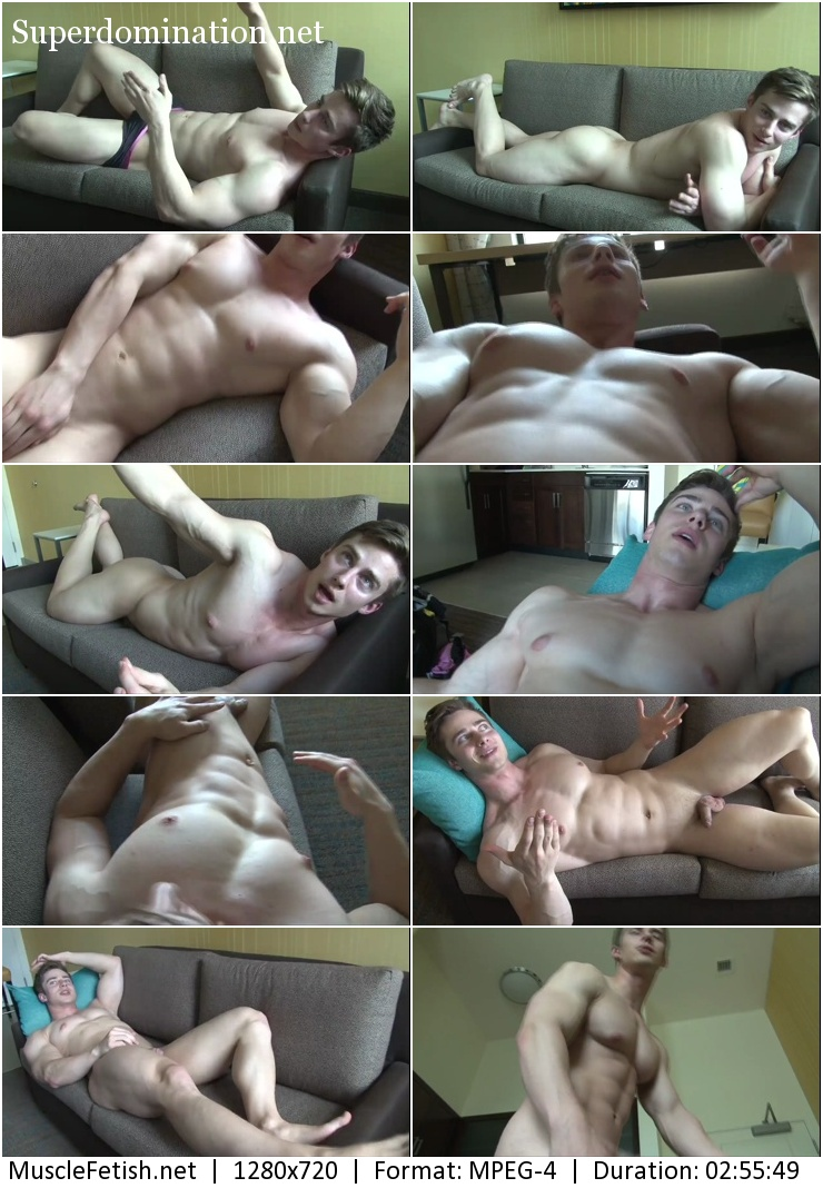 PumpingMuscle video - Bodybuilder Ian B (Tyson D) Photo Shoot 2