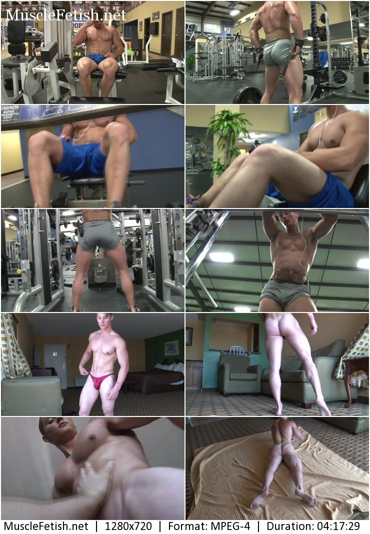 Pumpingmuscle - BODYBUILDER ROGER M PHOTOSHOOT 2 (August 5, 2015)