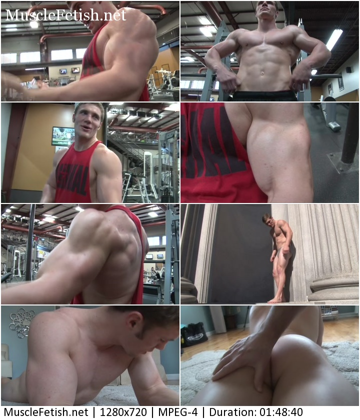 Pumpingmuscle - bodybuilder Jeremiah E photoshoot part 2