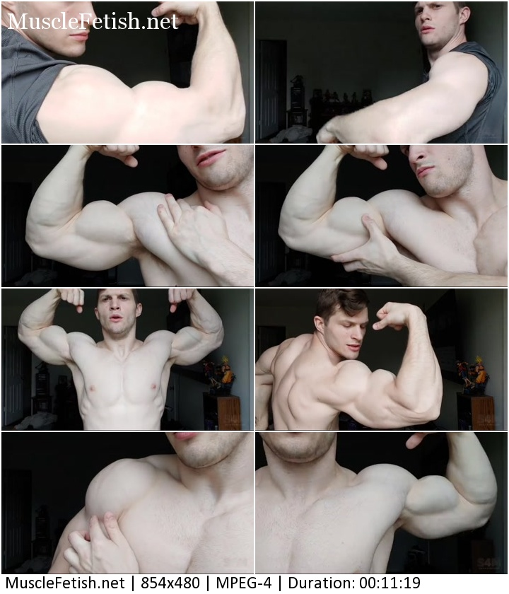 S4M Video - Game of Swolls - Massive biceps for Worship
