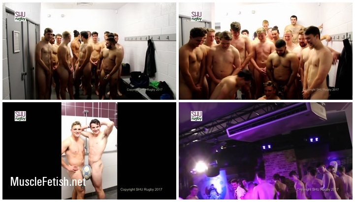 SHU Rugby 'Making of Nude Calendar' Film 2018