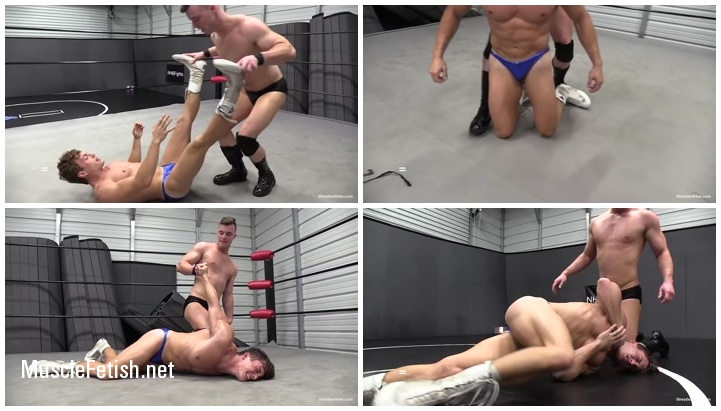 Scrappy vs Calvin Rogers at Weekend Wrestling