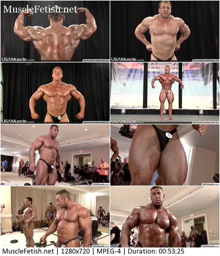 Sexiest and handsome bodybuilders ever - collection part 2