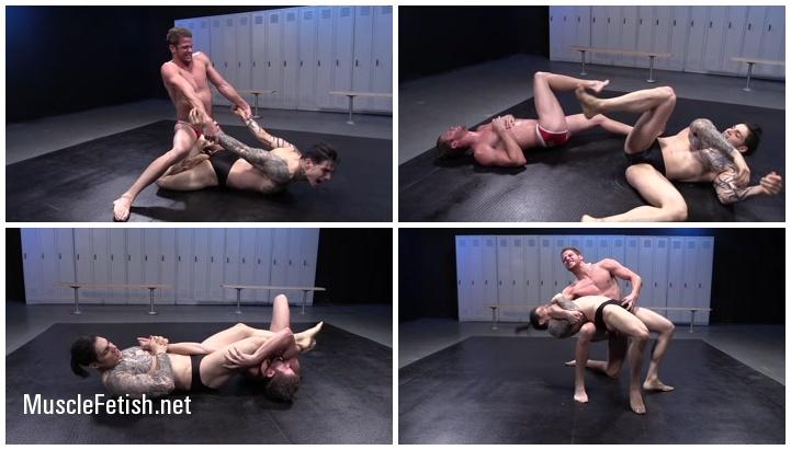 Sexy Male Fight 6 - Ken vs Sky